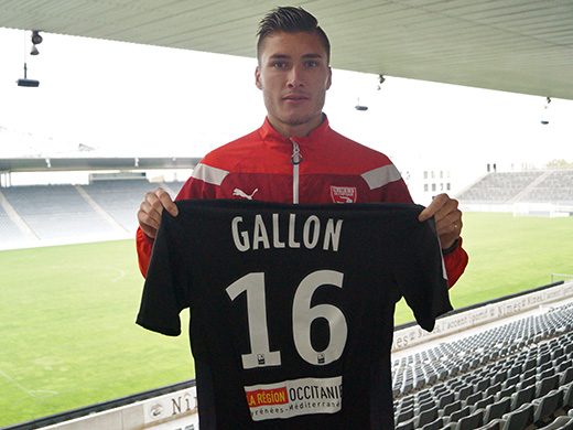 Les crocos de la saison 2016-2017 Gallon