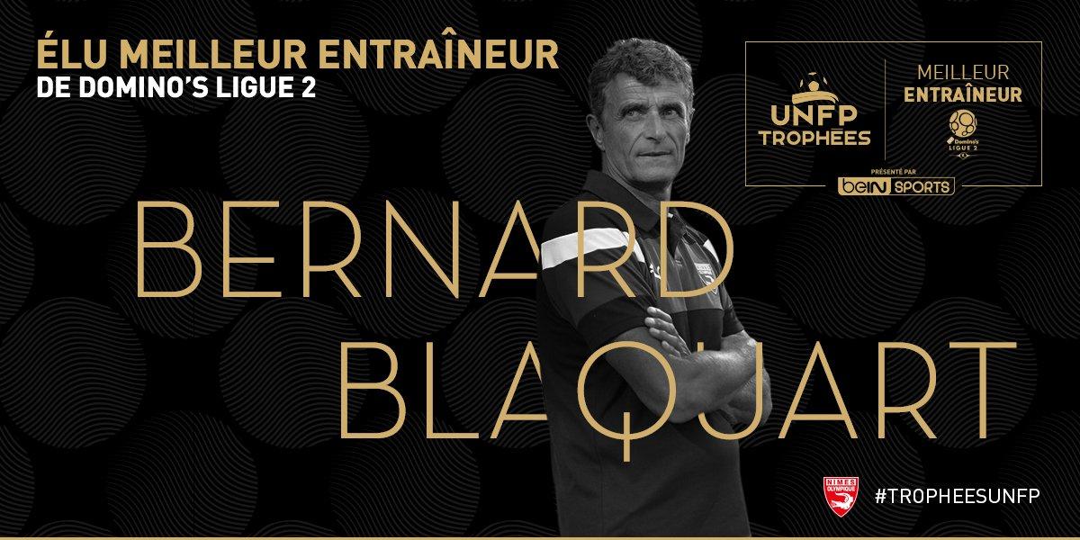 Ligue 2 : meilleur joueur, meilleur gardien, meilleur entraîneur : les nommés aux trophées UNFP C_436aLXgAAYqTx