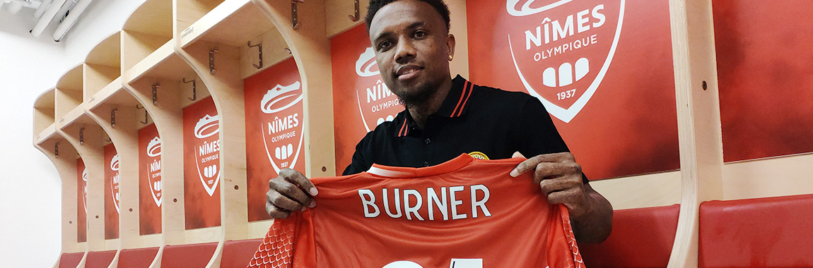 Nîmes s'offre Burner